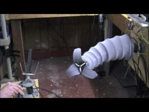 Animatronic Tentacle Test #2