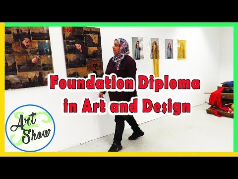 Foundation Diploma in Art and Design ! | Fatema's Art Show