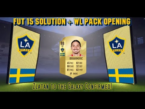FIFA 18 FUT Champs Pack Opening + FUT 15 SBC Solution   Ibra to the Galaxy!!!