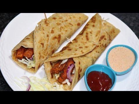 Chicken Paratha Roll   Recipe for Kids   By Yasmin Huma Khan