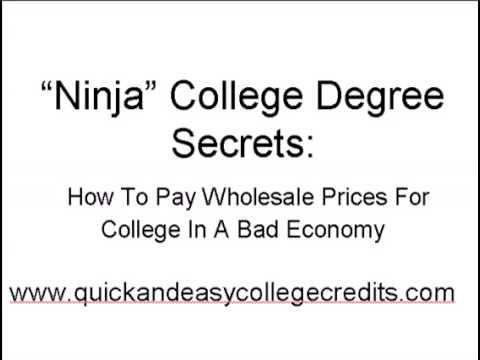 Associate Degree Online In 6 Months? Enter College As A JUNIOR?