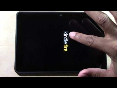 Kindle Fire HDX - How to Reset Back to Factory Settings