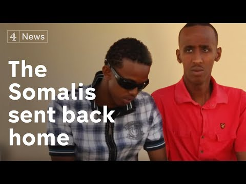 Xxx Mp4 Somali Returnees Adjust To Their New Home 3gp Sex