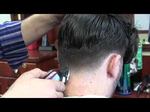 Barber Tutorial: How to Cut Hair with Clippers