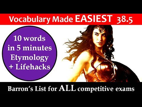 vocabulary made easiest 38.5 learn etymology by puneet biseria in hindi