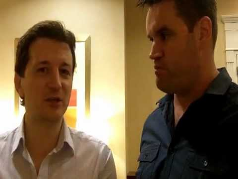 Chris Farrell and Andrew McCauley Interview: Andrew McCauley interviews Chris Farrell