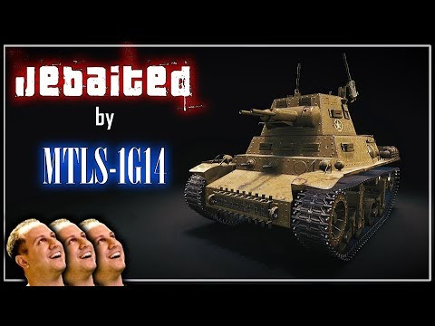 Jebaited by MTLS-1G14 – 1.0 Grand Extravaganza || World of Tanks