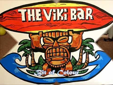 THE VIKI TIKI BAR