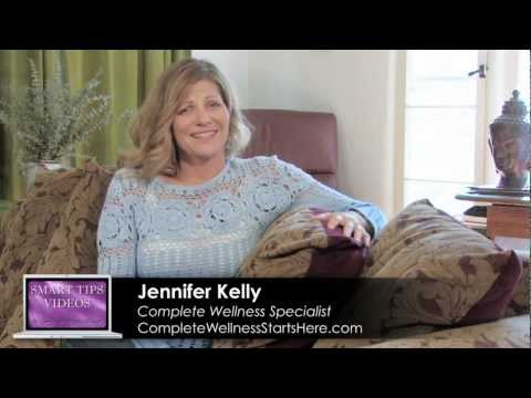 Smart Tips - How To Calm PMS Symptoms by Jennifer Kelly
