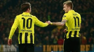 Marco Reus Mario Gotze - See you again | Fast and Furious 7 song