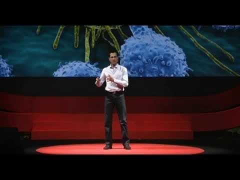Dr. Gal Markel explains a cancer cell treatment breakthrough