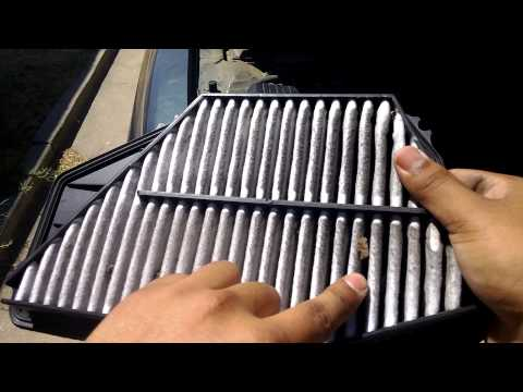 How to Change Your Air Filter: 1996 Honda Accord