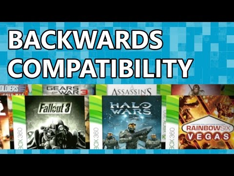 How does Backward Compatibility work on Xbox One?