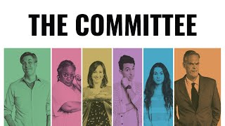 The Committee Series [2021] Trailer - Coming to EncourageTV on April 1, 2021
