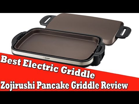 Best Electric Griddle For Pancakes - Zojirushi EA-DCC10 Pancake Griddle Review