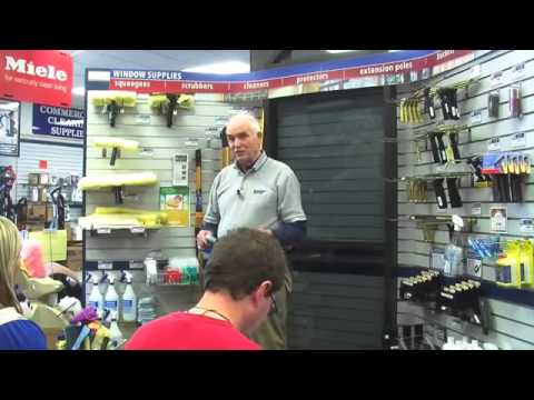 All About Cleaning with Don Aslett - Part 1