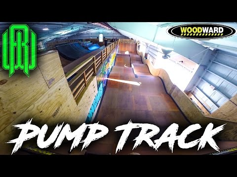 COOLEST PUMP TRACK EVER!