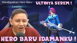 LESLEY HERO BARU IDAMANKU ! - Mobile Legends Indonesia