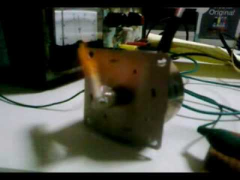 uClinux Stepper Motor Speed up