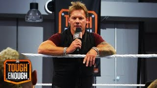 Chris Jericho addresses the Tough Enough competitors - WWE #ToughEnough
