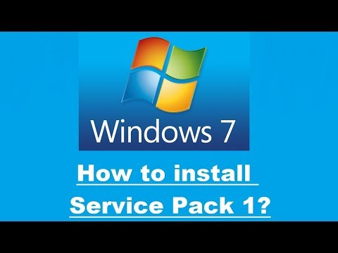 How to Download & Install Windows 7 Service Pack 1 (Quick Method)