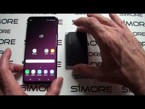 Galaxy S9 Plus Dual SIM Bluetooth adapter Android with 2 numbers active online simultaneously
