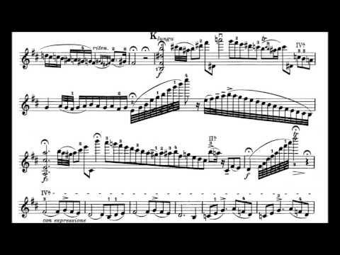 Paganini Violin Concerto #1 Piano Accompaniment (no violin)