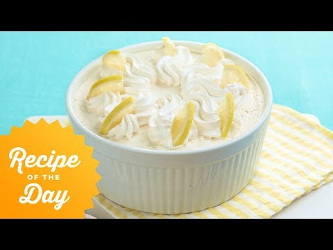 Recipe of the Day: Ina's Fresh Lemon Mousse   Food Network