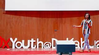 Math is beautiful    Ahmed Sharaf   TEDxYouth@DakahliaSTEM