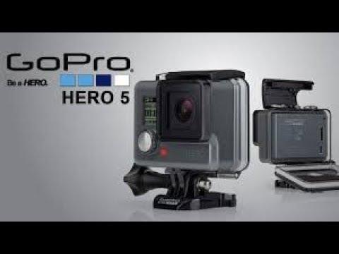 GoPro Hero 5 best action camera for Moto Vlogging