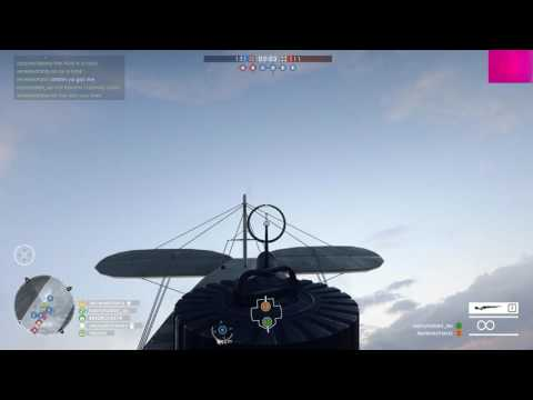 BF1: How long can Hobb keep a plane in the air ?