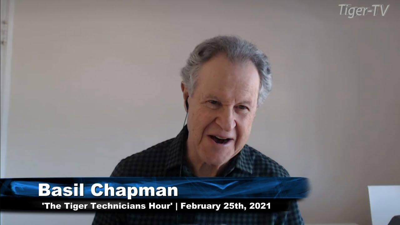 February 25th, Tiger Technician's Hour on TFNN - 2021