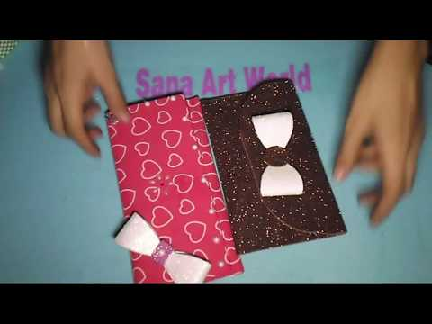 How to make Fomic Sheet Clutch Bags | Fomic sheet clutch for little girls | Fomic Sheet DIYs