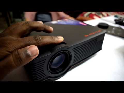 Unboxing and Review of EGATE i9 LED HD Projector