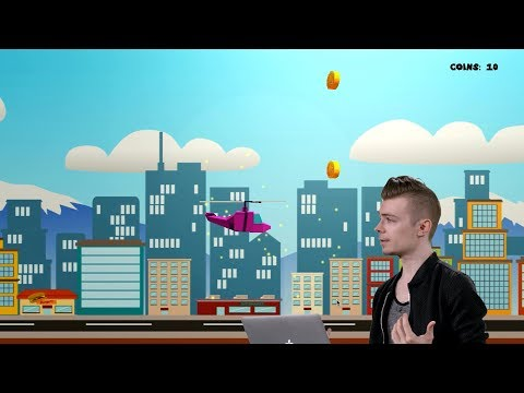 Helicopter Game 3D - Lecture 8 - CS50's Introduction to Game Development