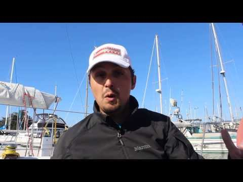 Marco Lazzeri talks about moving to the US from Italy and learning to sail at OCSC