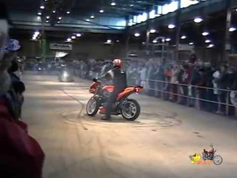 World Of Motorcycles Expo - London Ontario -  Feb 11 2007