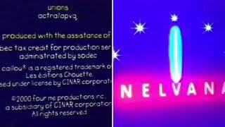 Caillou & Rolie Polie Olie Credits Remix - PakVim net HD