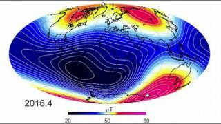 Earth S Magnetic Field Is Changing Pole Reversal Overdue By Thousands