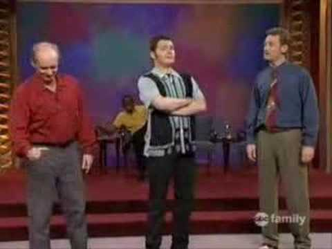 Whose line is it Anyway - If you know what i mean.