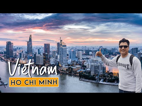 I Arrived in Ho Chi Minh City Vietnam