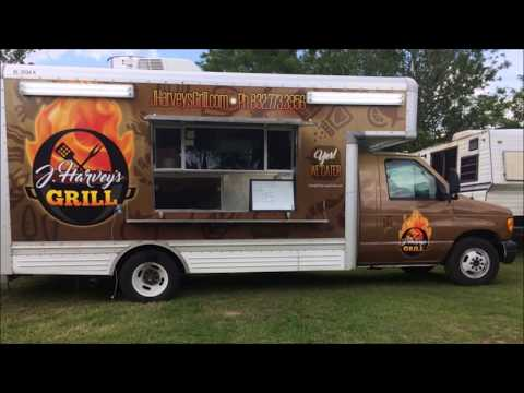 How I Converted A Uhaul Into A Mobile Food Truck Build-out From Start To Finish J. Harvey's Grill
