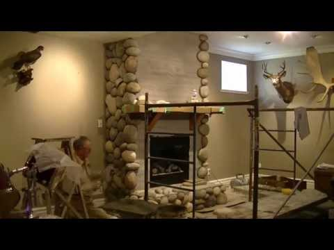 streamstone fireplace time laps