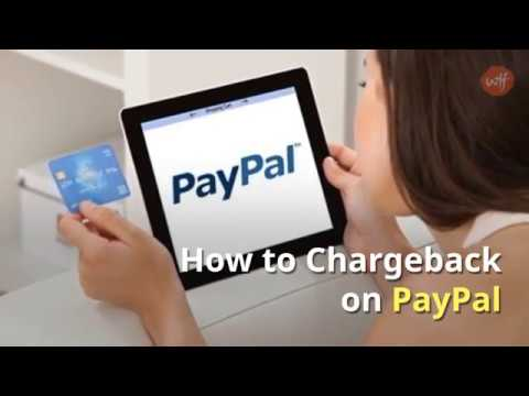 How to Chargeback on PayPal