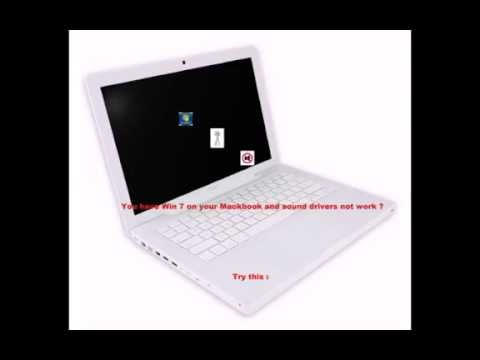 Macbook Pro Windows 7 Drivers