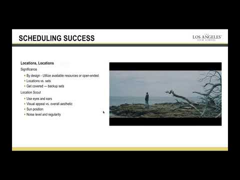 Week 3 - Project Planning & Development - Scheduling Success