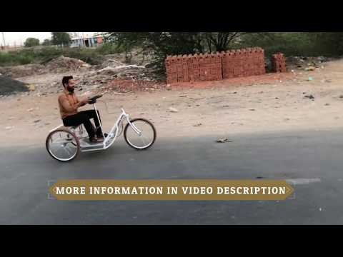 STEERING OPERATED CYCLE   YOUTUBE ORIGINAL