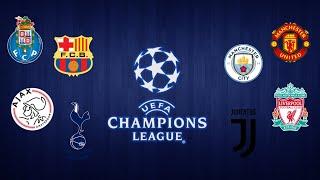 QUARTAS DE FINAL DEFINIDAS | Quem se classifica na Champions?