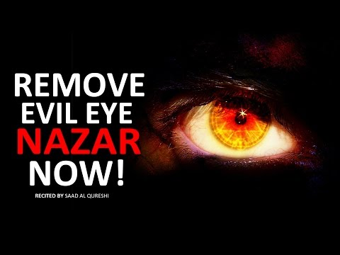 REMOVE EVIL EYE NOW!!! - Very Powerful -  MUST WATCH!!!!