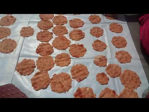 టమాటో వడియాలు    Tomato papad     Crazy Recipes    Madhuri